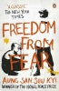 Suu Kyi, Aung San,Freedom from Fear