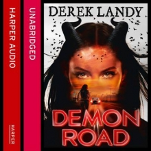 Derek Landy Demon Road
