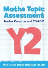 Keen Kite Books,   Steph King Year 2 Maths Topic Assessment: Teacher Resources and CD-ROM