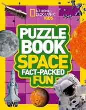 National Geographic Kids Puzzle Book Space