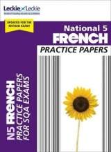 Eleanor McLellan,   Leckie National 5 French Practice Papers for New 2019 Exams