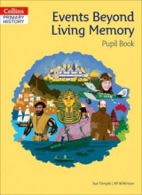 Sue Temple,   Alf Wilkinson Events Beyond Living Memory Pupil Book