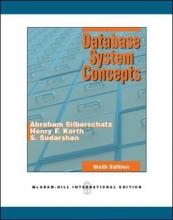Silberschatz, Abraham Database System Concepts