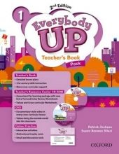 Jackson, Patrick Everybody Up 1. Teacher`s Book Pack with DVD, Online Practice and Teacher`s Resource Center CD-ROM