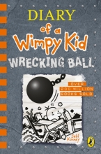 Jeff Kinney , Diary of a Wimpy Kid: Wrecking Ball (Book 14)