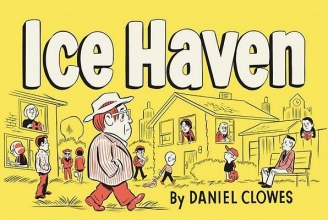 Clowes, Daniel Ice Haven