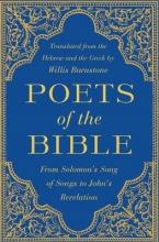 Willis (Indiana University) Barnstone Poets of the Bible