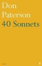 Don Paterson 40 Sonnets