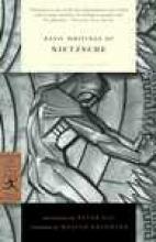 Nietzsche, Friedrich Wilhelm,   Kaufmann, Walter Arnold Basic Writings of Nietzsche