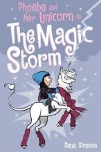 Simpson, Dana Phoebe and Her Unicorn in the Magic Storm