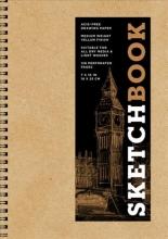 Sketchbook Basic Medium Kraft