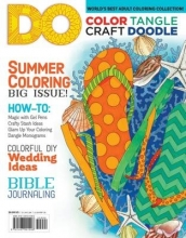 Editors of DO Magazine Color, Tangle, Craft, Doodle (#2)