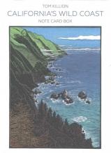 California`s Wild Coast Note Card Box