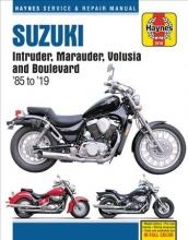 Editors of Haynes Manuals Suzuki Intruder, Marauder, Volusia and Boulevard Haynes Service & Repair Manual