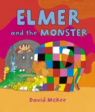 McKee, David Elmer and the Monster
