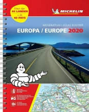 , *ATLAS MICHELIN EUROPE 2020