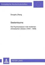 Zhang, Dongshu Seelentrauma