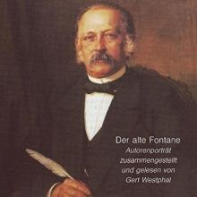 Fontane, Theodor Der alte Fontane. CD
