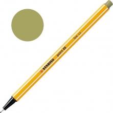 , Fineliner STABILO point 88/37 modder groen