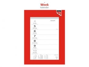 , Weekkalender 2010 Stuk/1