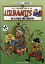 Willy  Linthout De avonturen van Urbanus De harige meisjeszot 089
