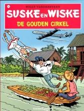 Willy  Vandersteen Suske en Wiske De gouden cirkel