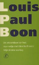 Louis Paul  Boon De atoombom en het mannetje met den bolhoed/Mijn kleine oorlog (POD)