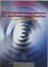 K. Breed B. de Wit  R. Meyer, Strategisch management van publieke organisaties