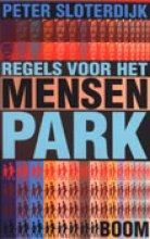 P. Sloterdijk , Regels voor het mensenpark