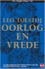 Leo  Tolstoj Graffic Classic Oorlog en vrede