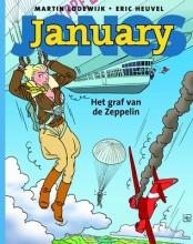 Martin  Lodewijk, Eric  Heuvel January Jones 6 - Het graf van de zeppelin