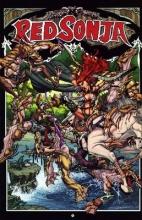 Paul  Renaud Heroic Fantasy Collection Red Sonja  7 In beeld door Paul Renaud