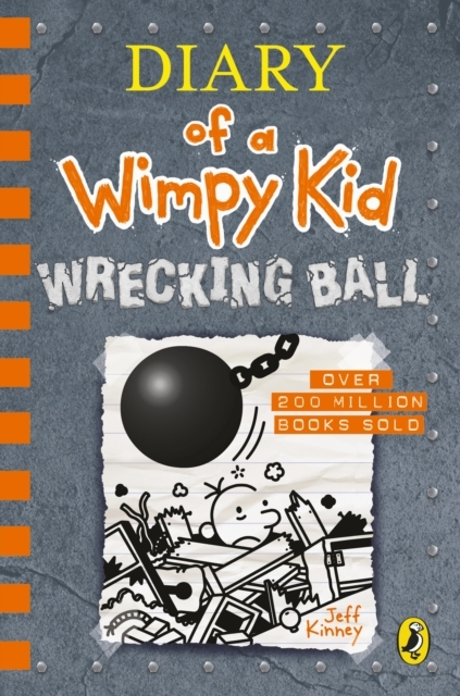 Jeff Kinney,Diary of a Wimpy Kid: Wrecking Ball (Book 14)