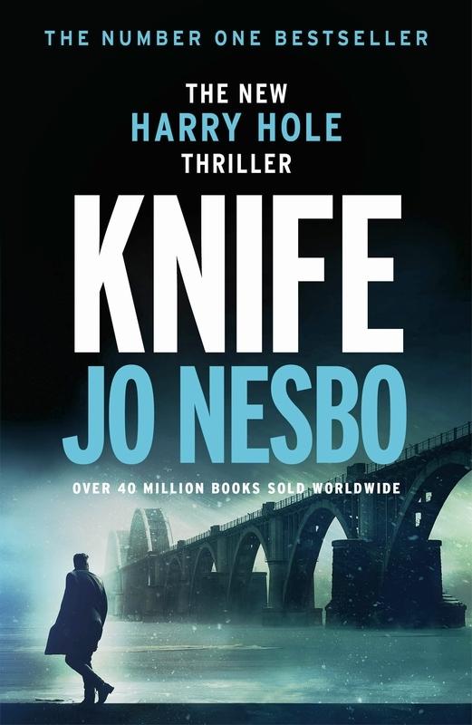 Jo Nesbo,   Neil Smith,Knife