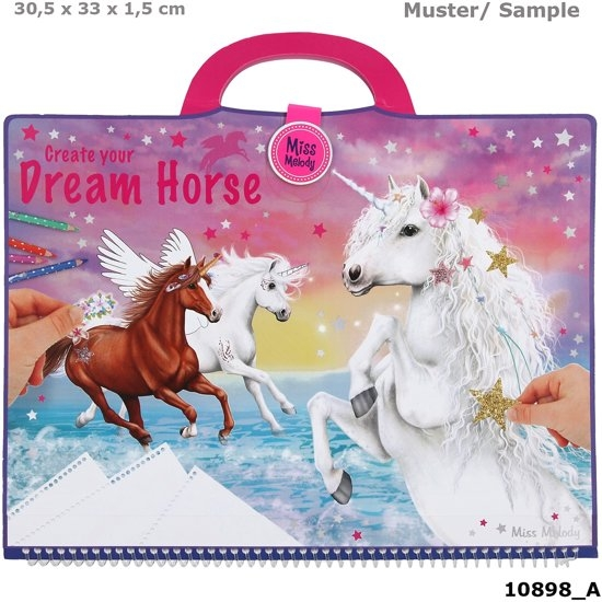 ,Miss melody create your dream horse