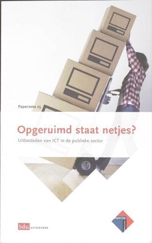 C. Wauters, M. Spruit, M.R. Vermeulen,Opgeruimd staat netjes?