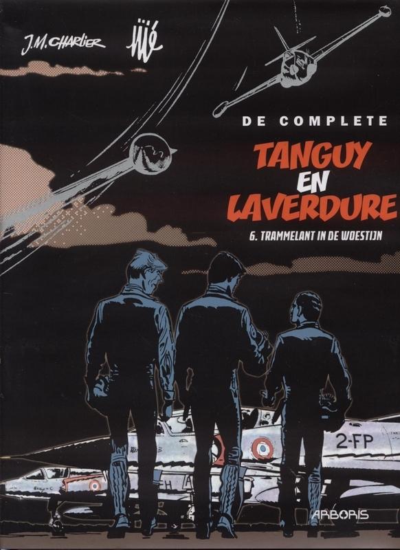 Jijé/ Charlier,,Jean-michel,Tanguy en Laverdure, de Complete Lu06