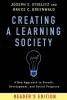 E. Stiglitz Joseph, Creating a Learning Society
