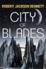 R. Jackson Bennett, City of Blades