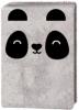 <b>Blp-hzjh3669</b>,Notitieboek a5 happy zoo pluche panda