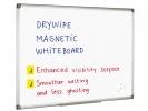 ,<b>Whiteboard Quantore 90x120cm Gelakt</b>