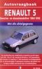 <b>Olving, P.H.</b>,Vraagbaak Renault 5 benzine- en dieselmodellen 1984-1992