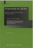 J. Schouten, Anamnese en advies