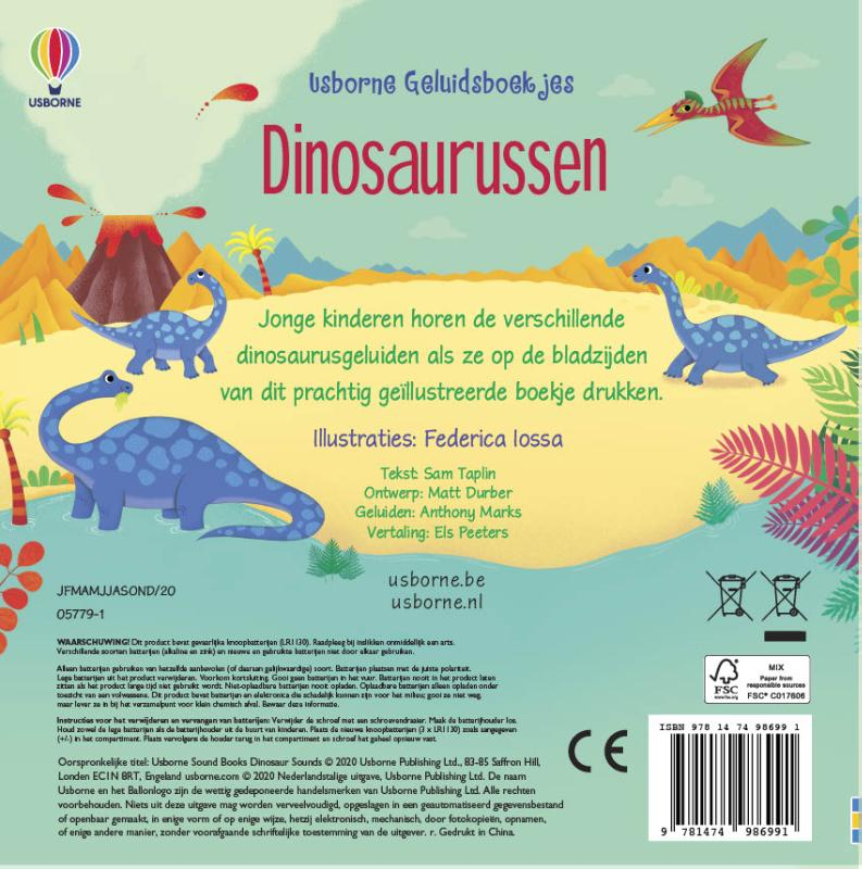 ,Dinosaurussen