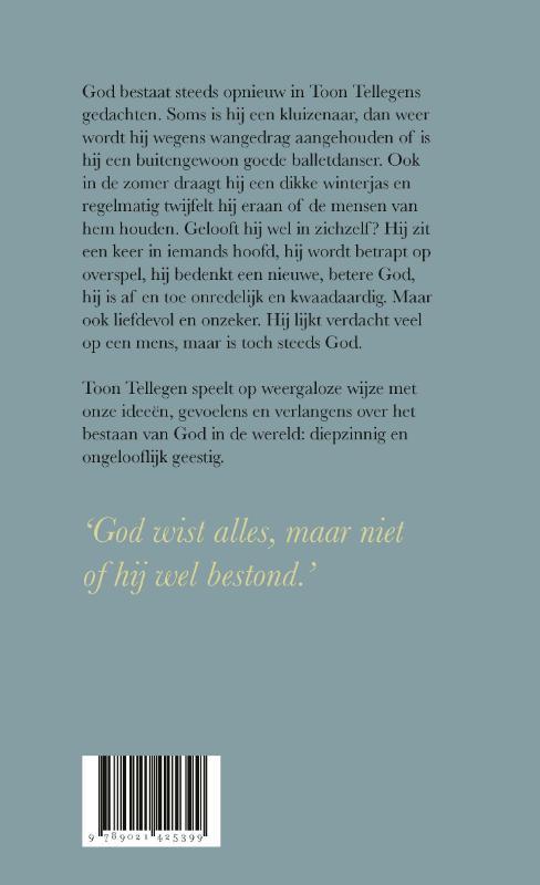 Toon Tellegen,God onder de mensen