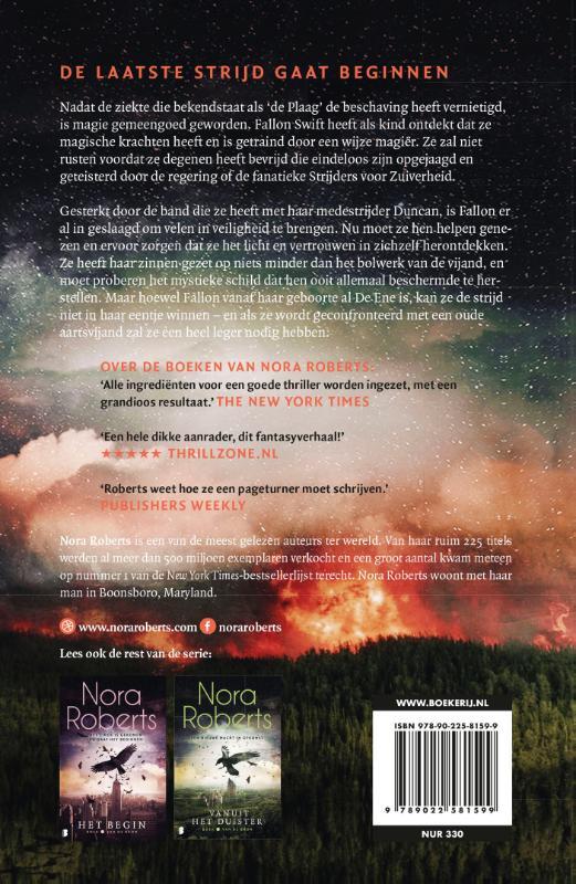 Nora Roberts,De komst van de kracht
