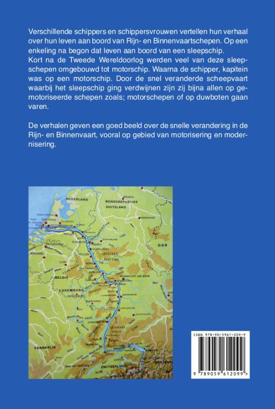 M de Jongh,Schippers verhalen