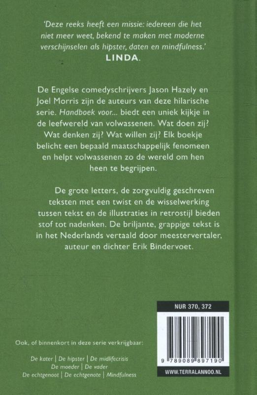 Jason Hazely, Joel Morris,Handboek voor daten