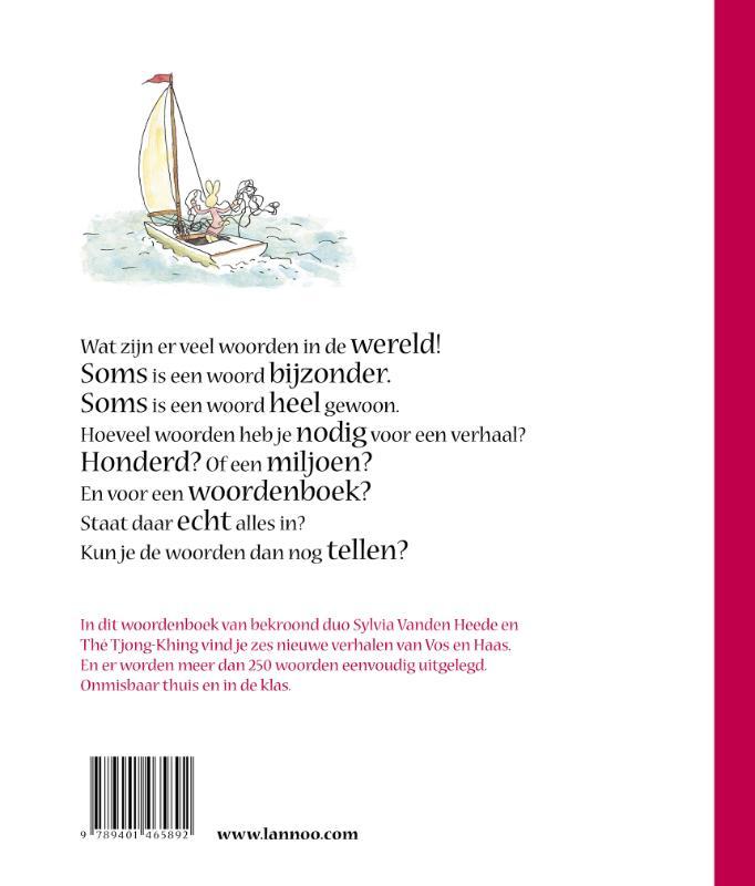Sylvia Vanden Heede,Het kijkwoordenboek van Vos en Haas