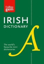 Collins Dictionaries Collins Irish Dictionary Gem Edition